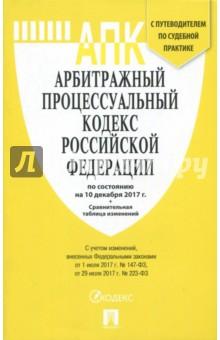 Арбитражный Процессуальный Кодекс Российской Федерации (РФ)