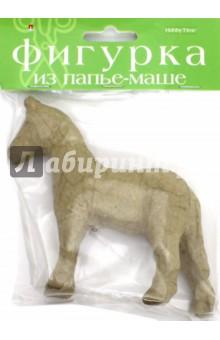 Фигурка из папье-маше ЛОШАДЬ (2-593/02) фигурка из нефрита лошадь page 7
