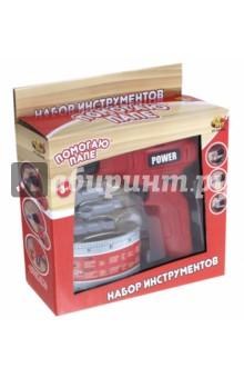 Набор инструментов (5 предметов) (РТ-00549), ABtoys, Строительные инструменты  - купить со скидкой