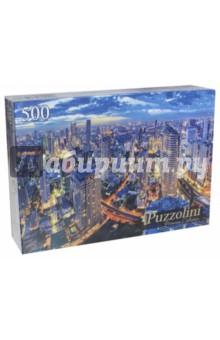 Puzzle-500 Ночной Бангкок (GIPZ500-7677) авиабилеты по акционным ценам москва бангкок