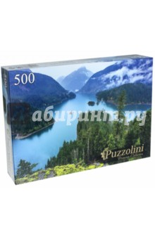 Puzzle-500 США. Озеро Диабло (GIPZ500-7683) diablo 3 лицензионный диск в минске