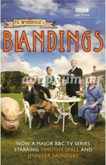 Blandings TV Tie-In wodehouse p the best of wodehouse an anthology