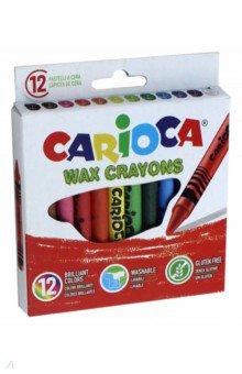 Набор восковых мелков, 12 цветов WAX CRAYONS (42365) набор восковых мелков 12 цветов wax crayons 42365