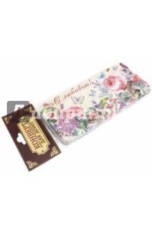 Ккоробочка для денег Розовый куст (76356)