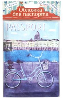 """Обложка для паспорта """"Нева"""" (77109)"""