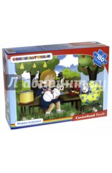 Купить Puzzle-180 Живая игрушка (№18096), Castorland, Пазлы (100-170 элементов)