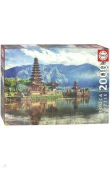 Пазл-2000 Храм Улун Дану, Улувату, Индонезия (17674) сенсорные купить до 2000 грн