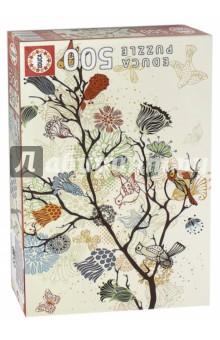 Купить Пазл-500 Цветочная композиция (17646), Educa, Пазлы (400-600 элементов)
