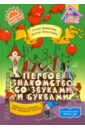 Первое знакомство со звуками и буквами: Волшебные истории для обучения чтению ФГОС ДО, Османова Гурия Абдулбарисовна