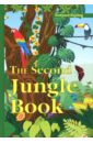 Обложка The Second Jungle Book