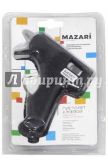 Купить Пистолет клеевой (M-4309P), MAZARI, Сопутствующие товары для детского творчества