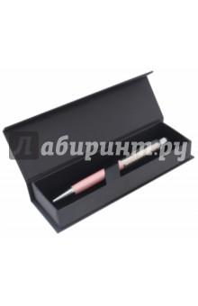 Фото Ручка шариковая AERY розовая перламутровая + стилус (026120-02) стилус
