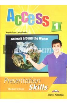 Access 1. Presentation skills. Student's book