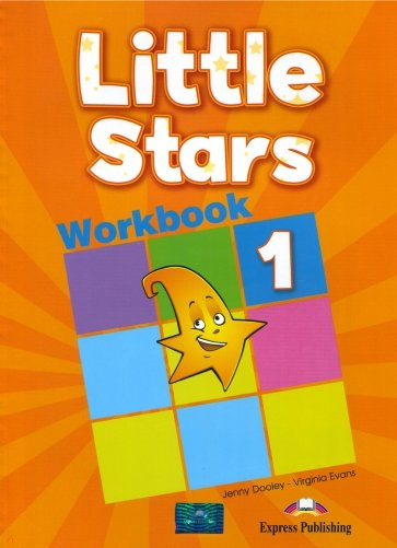 Little Stars 1. Workbook (international) Раб.тетр