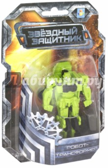 """Робот-трансформер """"Бронированная машина"""" 7см (Т59373)"""