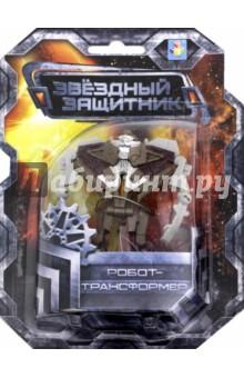 Купить Робот-трансформер - истребитель, 7 см (Т59378), 1TOY, Роботы и трансформеры
