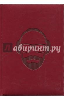 Ежедневник недатированный Хипстер (А5, 160 листов, бордо) (1722106254)