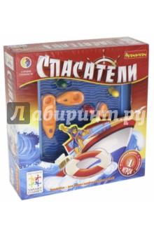 Спасатели (1080ВВ/SG 510 RE RU) логическая игра bondibon спасатели арт sg 510 re ru