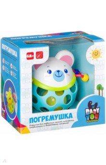 Купить Погремушка Мишка (ВВ2322/0089), BONDIBON, Другие игрушки для малышей