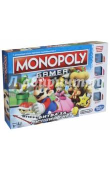 Игра Монополия Геймер HASBRO (C1815) arsstar настольная игра activity 2 новый дизайн