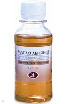 Масло льняное рафинированное отбеленное, 120 мл (2333912) масло хлопковое dial export рафинированное 0 25л