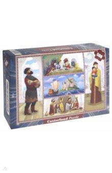Купить Puzzle-500 Сказка о царе Салтане (№188 ВС), Castorland, Пазлы (400-600 элементов)