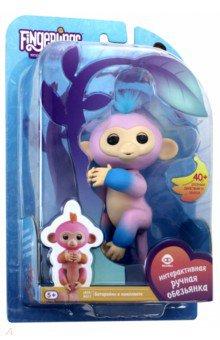 Купить Интерактивная обезьянка Канди , Fingerlings, Другие виды игрушек