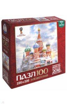 Пазл-100 Города. Москва (03795) пазлы origami пазл дм зайчик и волчонок 25 элементов