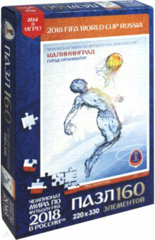 Пазл-160 Постеры. Калининград (03839) калининград землю в зеленополье