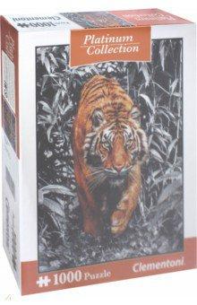 Пазл-1000 Тигр (39429) пазлы magic pazle объемный 3d пазл эйфелева башня 78x38x35 см