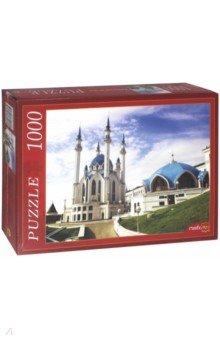 Puzzle-1000 КАЗАНСКАЯ МЕЧЕТЬ (КБ1000-6906) puzzle 1000 восточные пряности кб1000 6829