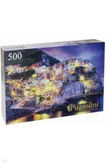 """Puzzle-500 """"Италия. Парк Чинкве Терре"""" (GIPZ500-7674)"""