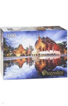 Puzzle-1000 Таиланд. Храмы Чиангмая (GIPZ1000-7719) Puzzolini