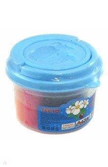 Купить Тесто для лепки в пластиковом ведерке, 12 цветов (2036), Arte Nuevo, Лепим из пасты
