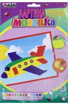 "Картина-мозаика ""Самолет"" (DT-1016-7)"
