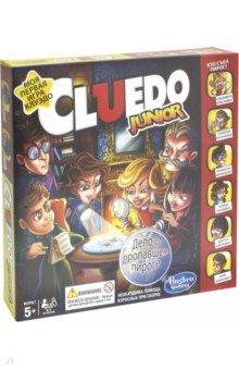 Игра Клуэдо Джуниор. Моя первая игра (С1293121) настольная игра hasbro моя первая настольная игра в жизнь