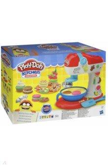 Набор игровой Миксер для конфет (E0102EU4) hasbro play doh игровой набор из 3 цветов цвета в ассортименте с 2 лет