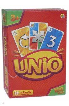 Настольная игра Унио (Unio) (ИН-6337) настольная экономическая игра миллионер ин 2225
