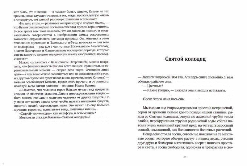 Иллюстрация 1 из 3 для Святой колодец. Трава забвенья - Валентин Катаев   Лабиринт - книги. Источник: Лабиринт