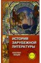Нарцызова Ольга История зарубежной литературы. Конспект лекций