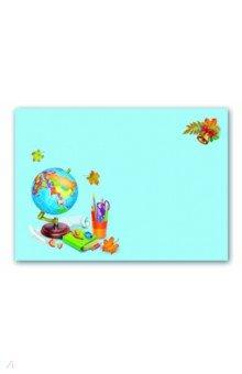Цветная пленка для уроков труда Глобус (50х70 см) (46680) феникс пенка цветная самоклеящаяся
