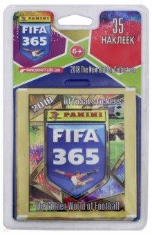 Набор наклеек 7 пакетиков FIFA 365-2018 плоттер для виниловых наклеек