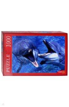 Puzzle-1000 Дельфины в лазурной воде (КБ1000-6922) puzzle 1000 восточные пряности кб1000 6829