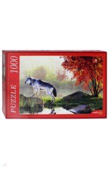 Puzzle-1000 Одинокий волк (КБ1000-6925) puzzle 1000 восточные пряности кб1000 6829