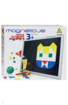 Купить Мягкая магнитная мозаика 3+ (5 цветов) (MM-146), Magneticus, Мозаика
