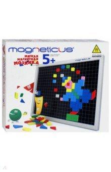 Мозаика магнитная (220 элементов, 7 цветов) (ММ-220)