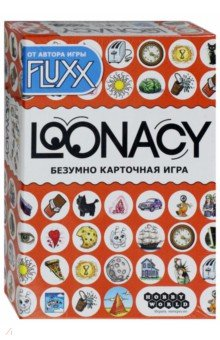 Настольная карточная игра Loonacy (1339) loonacy