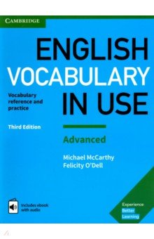 English Vocabulary in Use: Advanced cullen p cambridge english vocabulary for ielts classroom vocabulary practice