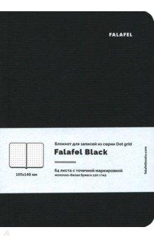Блокнот 64 листа, А6, точка Black (471414)