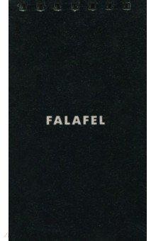Блокнот 60 листов, А7 Black, гребень, кремовая бумага (455388)